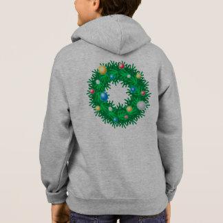 Iconic Christmas Wreath Hoodie