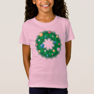 Iconic Christmas Wreath T-Shirt