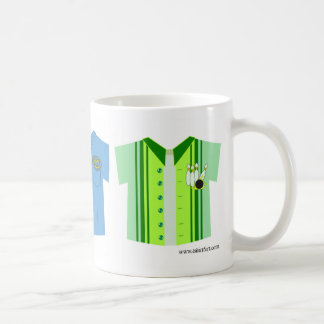 Iconic Fashion Shirts Coffee Mug