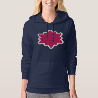 Iconic Gift Bow Illustration Hoodie