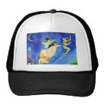 ICONIC IMAGE FROM PETER PAN MESH HATS