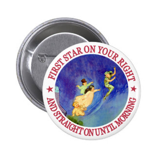 ICONIC IMAGE FROM PETER PAN PINBACK BUTTONS