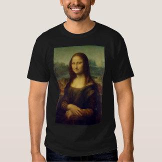 Iconic Leonardo da Vinci Mona Lisa T Shirt