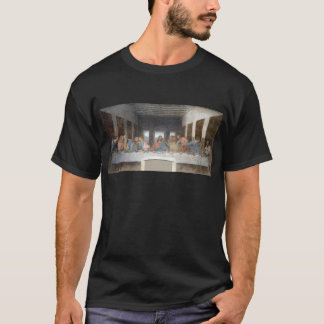 Iconic Leonardo da Vinci The Last Supper T-Shirt