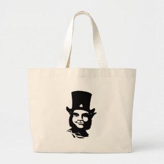 Iconic Leprechaun Canvas Bag