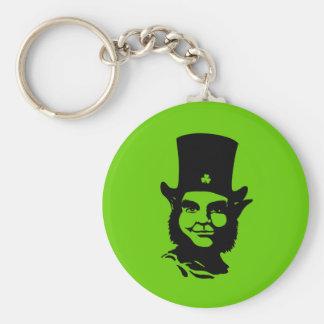 Iconic Leprechaun Keychain