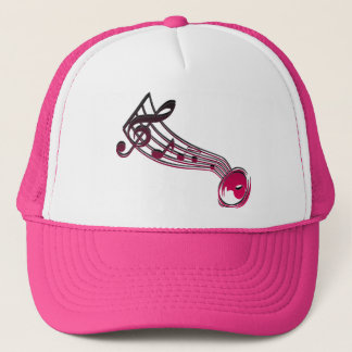 iCONiC Muzic Trucker Cap