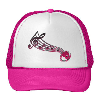 iCONiC Muzic Trucker Cap Trucker Hat