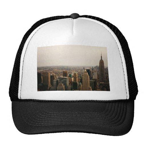 Iconic New York Cityscape Hat