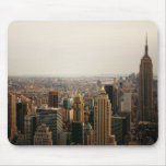 Iconic New York Cityscape Mouse Pads