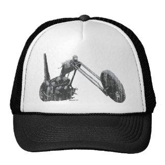 Iconic Old School Vintage Custom Chopper Trucker Hat