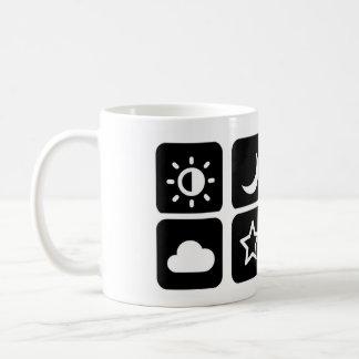 Iconic Plain White Mug