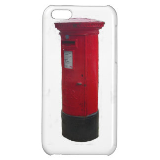 Iconic Red London Letter Box iPhone Case Cover For iPhone 5C
