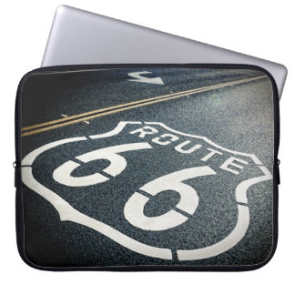 Iconic Route 66 Computer Sleeve