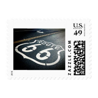 Iconic Route 66 Postage
