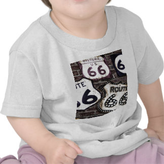 Iconic Route 66 Shirt
