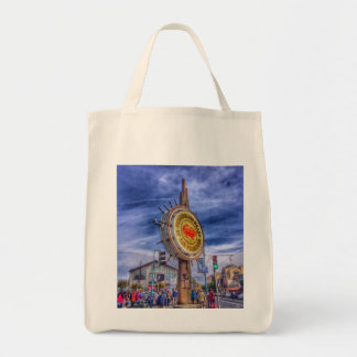 Iconic San Francisco Pier Site Tote Bag