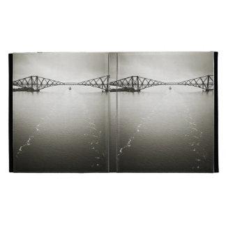 Iconic Scottish Forth Bridge iPad Cases