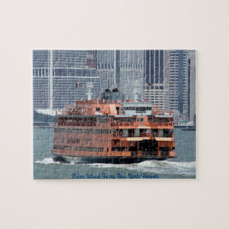 Staten island gifts on zazzle iconic staten island ferry jigsaw puzzle negle Images