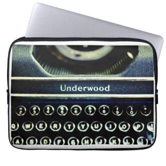 Iconic Underwood Laptop Sleeve