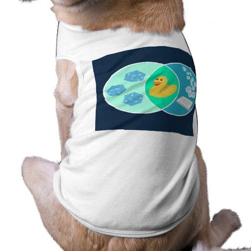 Iconic Venn for Puppies! Pet Tshirt