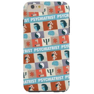 Icónico profesional del psiquiatra diseñado funda de iPhone 6 plus tough