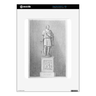 Iconist-Statue Decals For iPad