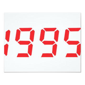 icono 1995 del rojo comunicados