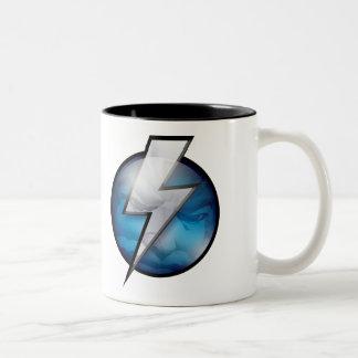Icono 2009 de Macworld de la ambrosía Taza De Café De Dos Colores