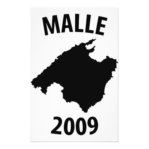 icono 2009 del malle papeleria personalizada