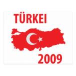 icono 2009 del türkei postal