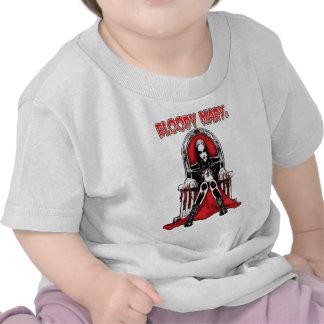 icono 2 del bloody mary camisetas