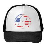 icono americano del fútbol gorra