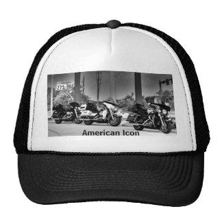 Icono americano gorros