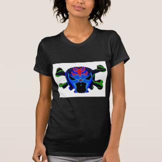 Icono AZUL de TINMAN: Dibujo animado divertido Camisas