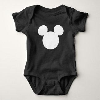 Icono blanco del logotipo el | Mickey de Disney Camisas