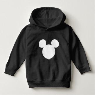 Icono blanco del logotipo el | Mickey de Disney Sudadera