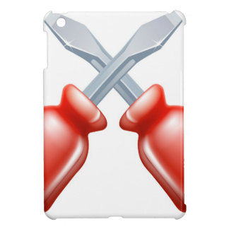 Icono cruzado de los destornilladores