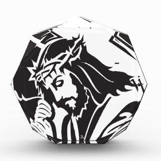 Icono cruzado del Jesucristo