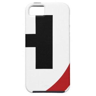 Icono de alta presión del tiempo del sistema iPhone 5 carcasas