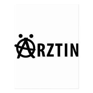 Icono de Ärztin Tarjetas Postales