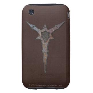 Icono de Bolg iPhone 3 Tough Protectores