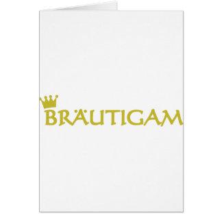 Icono de Bräutigam Felicitaciones