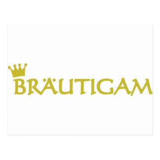 Icono de Bräutigam Postal