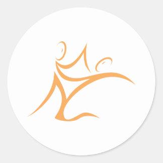 Icono de DanceSport Etiquetas