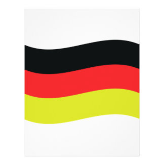 Icono de Deutschland Fahne Tarjeta Publicitaria