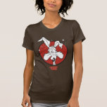 Icono de E. Coyote Dotty del Wile Camiseta