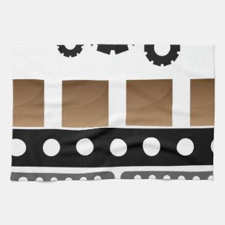 Icono de fabricación del equipo toallas de cocina