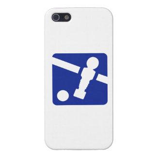 Icono de Foosball iPhone 5 Carcasas