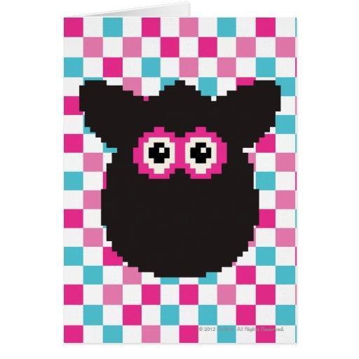 Icono de Furby Felicitacion
